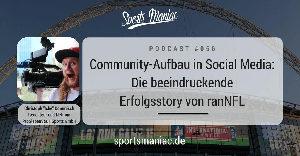 #056: Community-Aufbau in Social Media: Die beeindruckende Erfolgsstory von ran Football