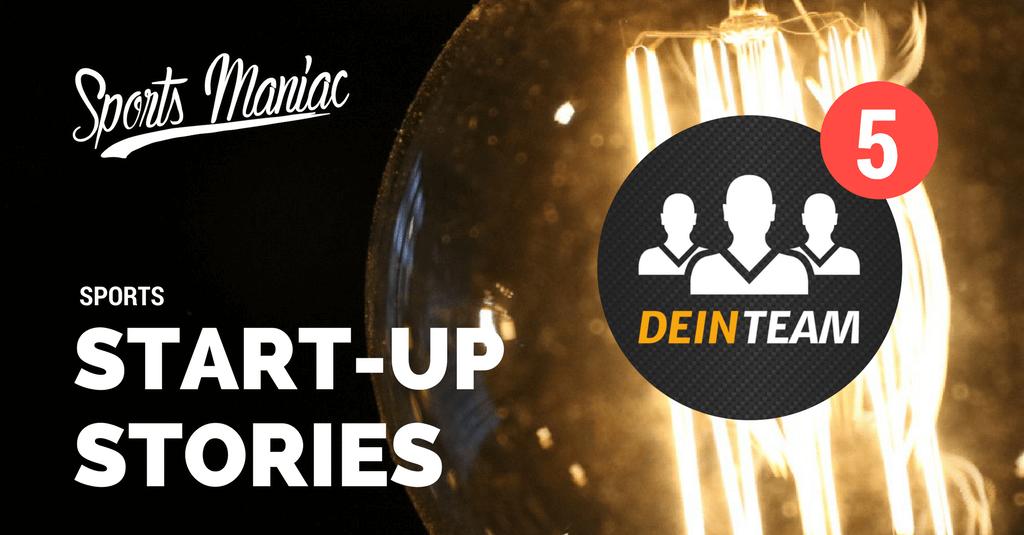 #5 Sports Start-Up Stories: DeinTeam: Wie vier Bundesliga-Spieler eine App für Teams basteln