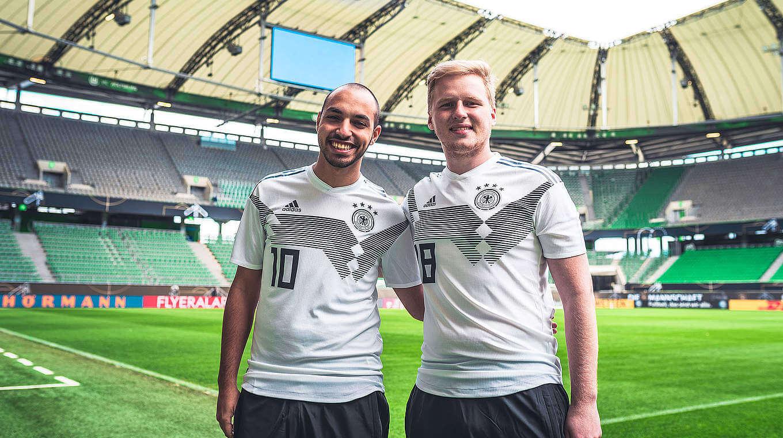 #126: e wie eFootball: Die großen Pläne des DFB auf dem digitalen Fußballfeld