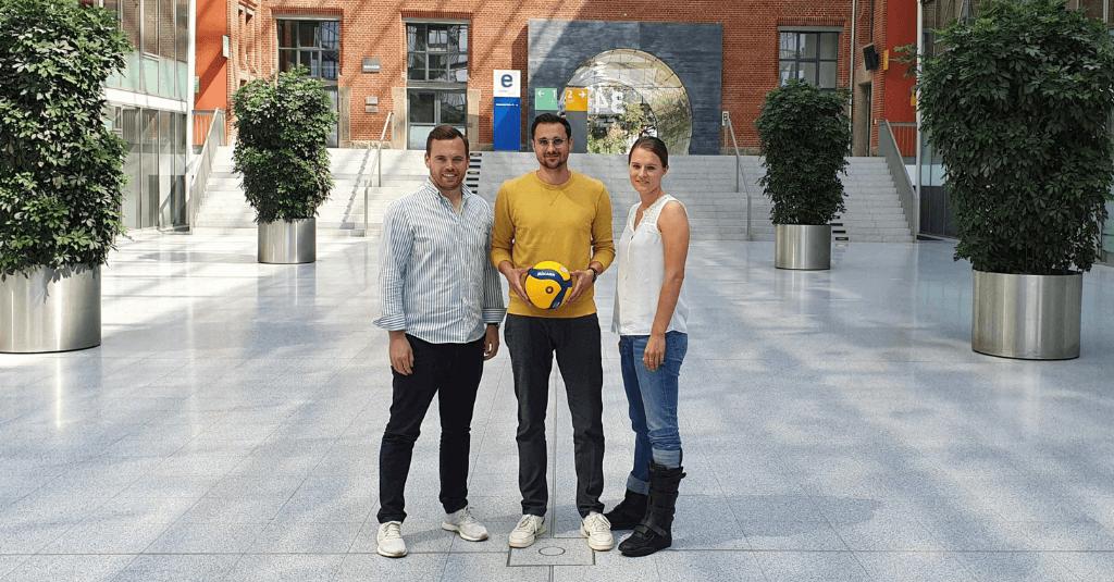 #144: Wie die Volleyball Bundesliga das Spielfeld zum LED-Bildschirm macht