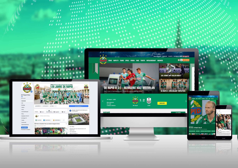 #147: Kontinuierlich & konsequent: Der digitale Weg des SK Rapid Wien