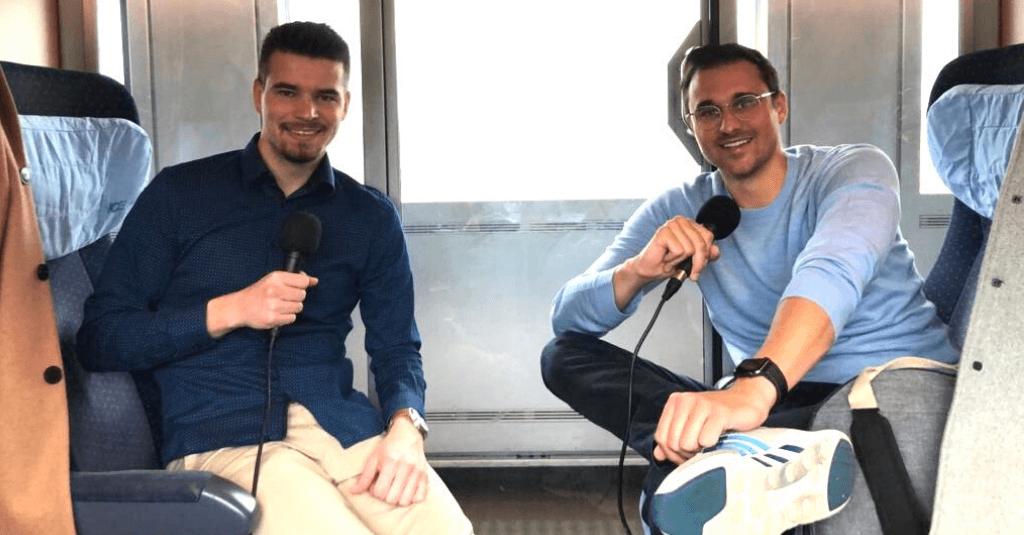 #162: Hallo 2020! Auf eine Bahnfahrt mit #TeamManiac zum SPOBIS