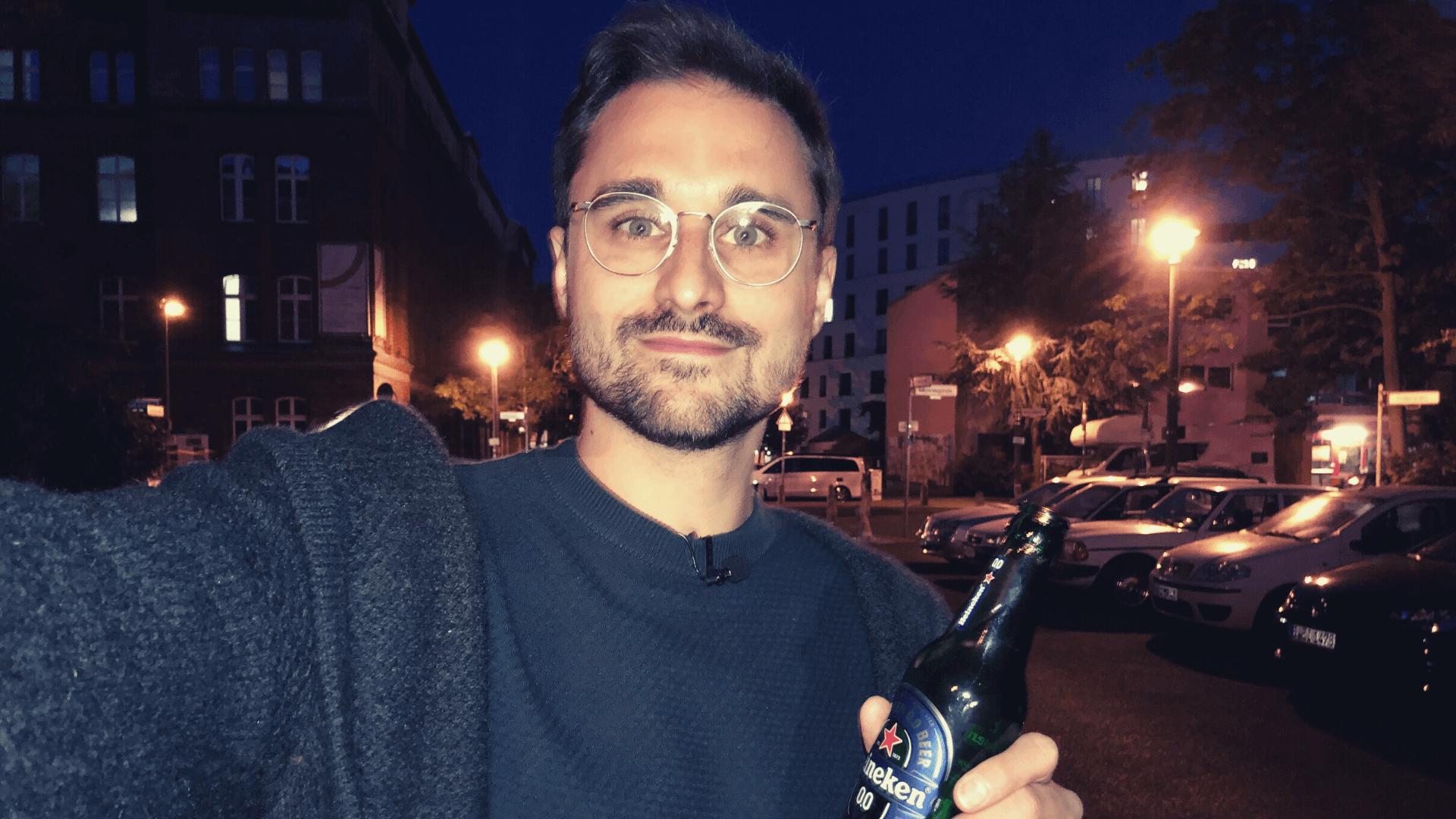 🍺 #200: Auf ein Feierabendbier mit Daniel