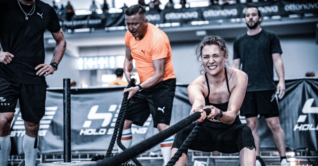 #208: Fitness for every body - Wie Moritz Fürste mit HYROX den Fitnessmarkt aufmischt