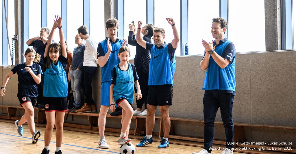 #210: 20 Jahre Laureus Sport for Good: Der Beweis, dass Sport die Welt verändert