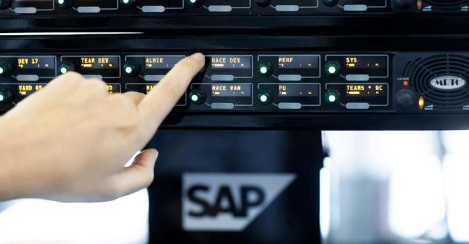 SAP-Formel-E-Daten