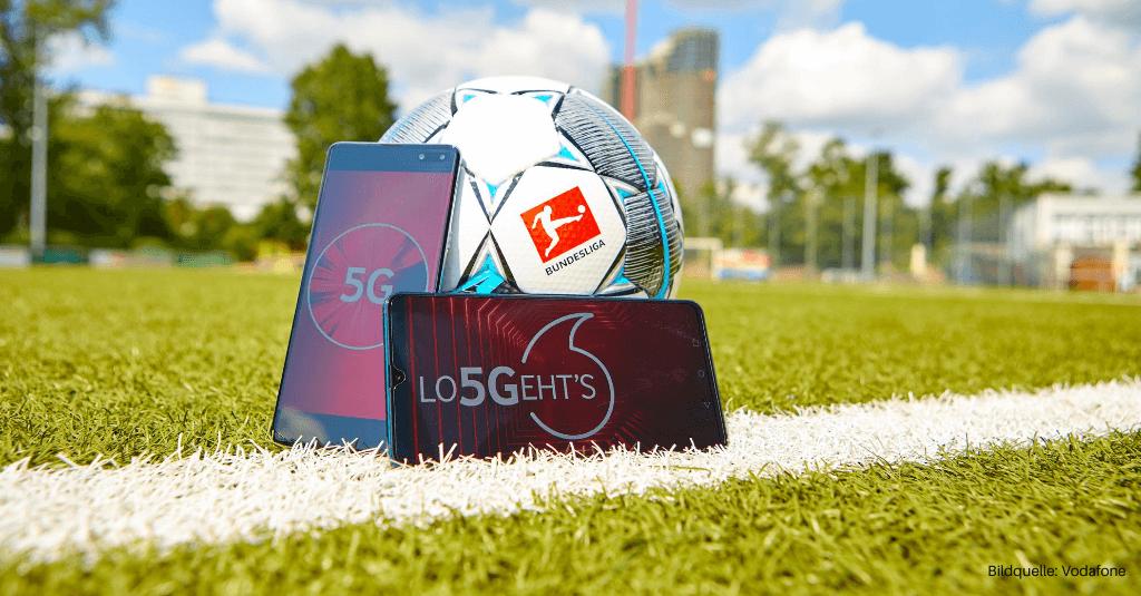 #221: Digitaler Vorreiter Vodafone: Welche Zukunft hat 5G im Sport?