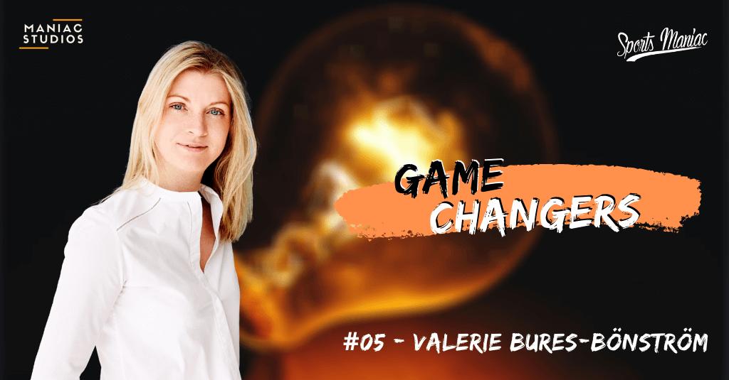 #223: Valerie Bures-Bönström: Die Fitness-Unternehmerin, für die Gründen Luxus ist | Game Changers