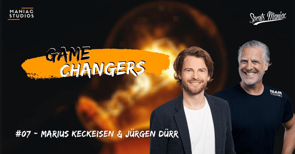#239: Jürgen Dürr und Marius Keckeisen von Blackroll | Game Changers