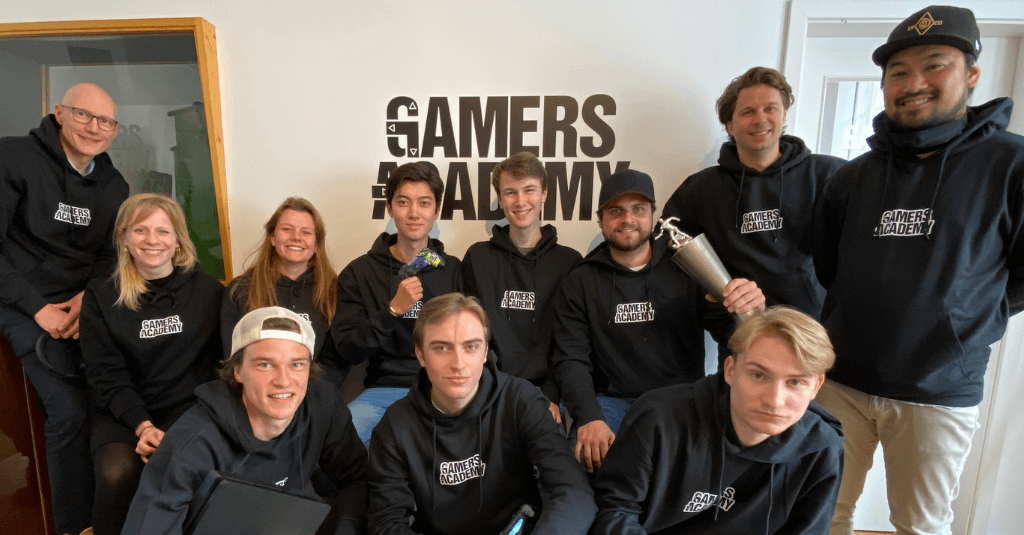 Gamers Academy Team