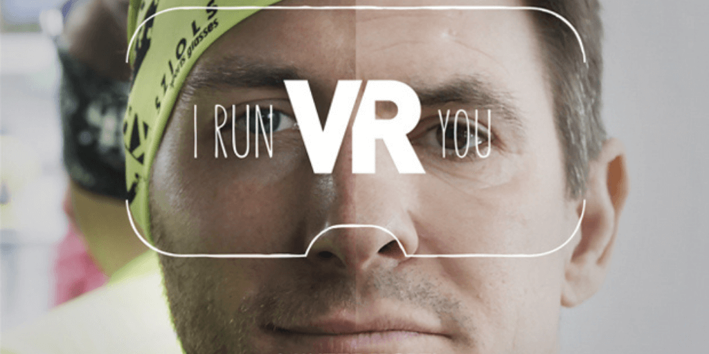 "INTERSPORT Sponsoring ""I run VR you"""