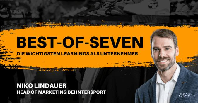 Best-od-Seven mit Niko Lindauer von INTERSPORT