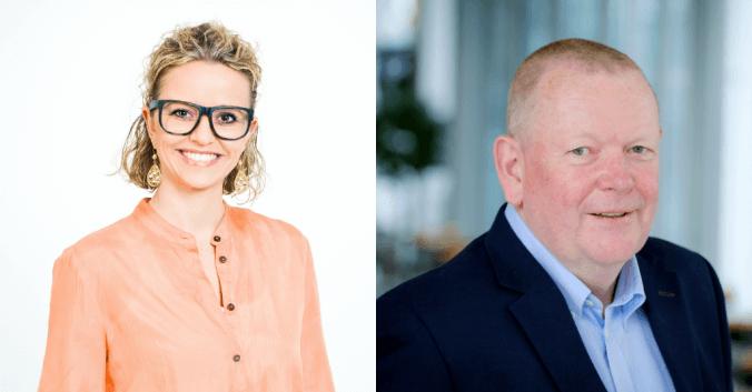 Jana Bernhard von S20 und Stephan Althoff von der Telekom über Responsible Sponsoring