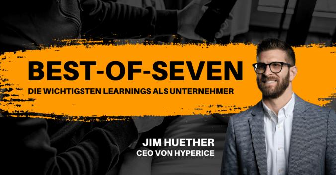 Jim Huether von Hyperice