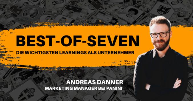 Best-of-Seven mit Andreas Danner von Panini