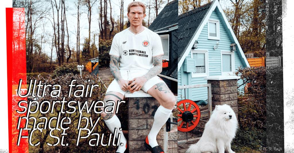 Sonderkollektion des FC St. Pauli (DIIY)