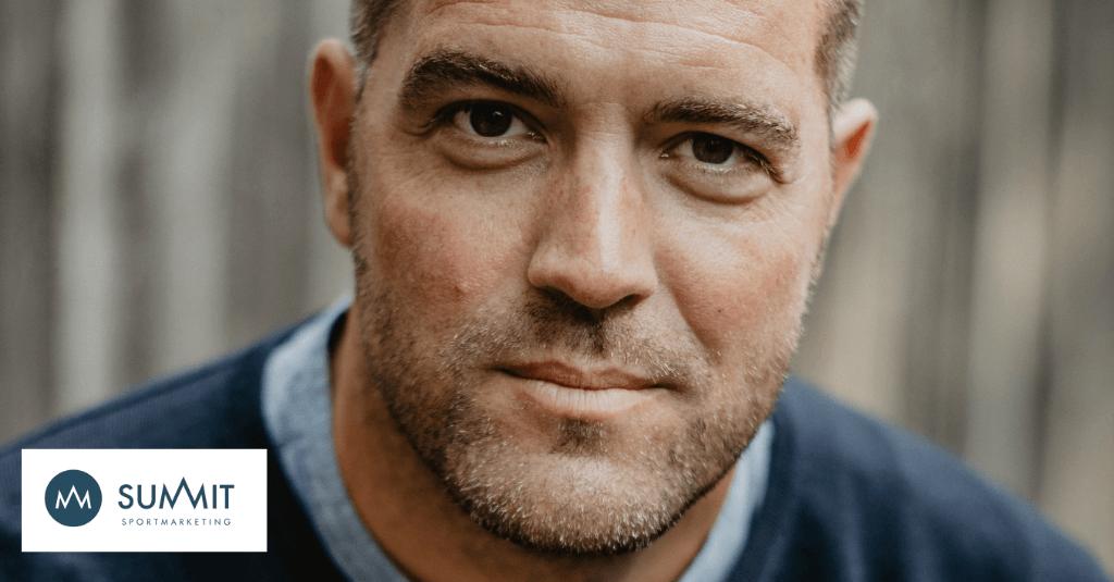 Steffen Busch von Summit Sportmarketing