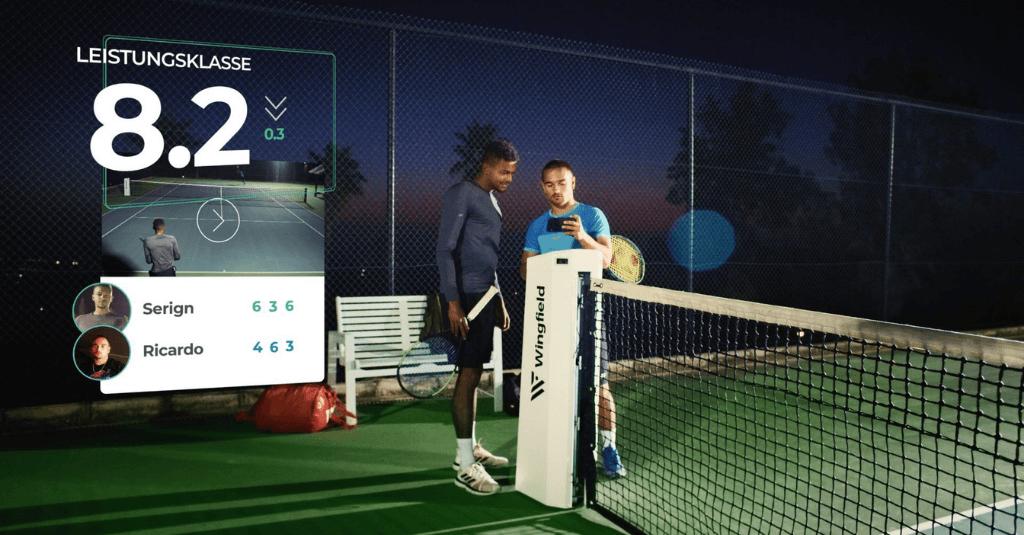 #278: Der smarte Tennisplatz: Wie Wingfield den Tennissport digitalisiert