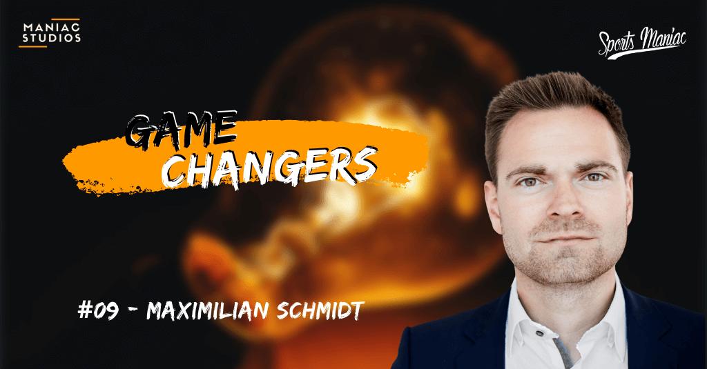 #280: Maximilian Schmidt, Co-Founder & Managing Director von KINEXON | Game Changers