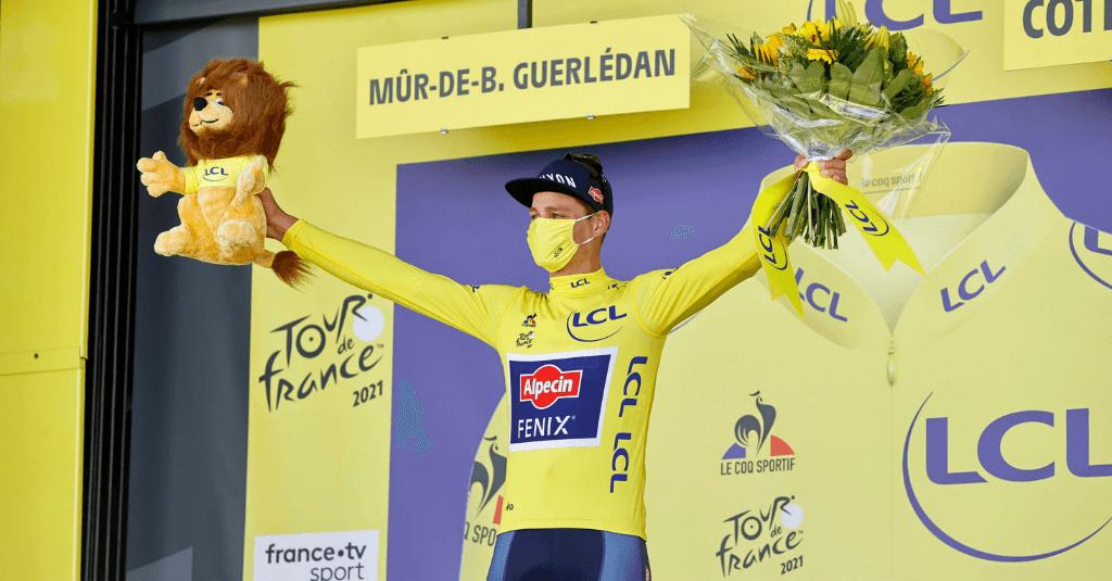 #283: Inside Alpecin: Radsport Sponsoring und die historische Jagd nach dem gelben Trikot