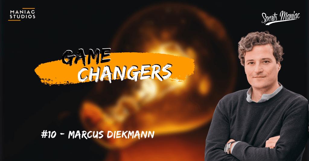 #289: Marcus Diekmann, CEO von ROSE Bikes | Game Changers