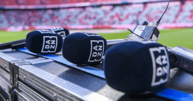 DAZN im Sports Maniac Podcast