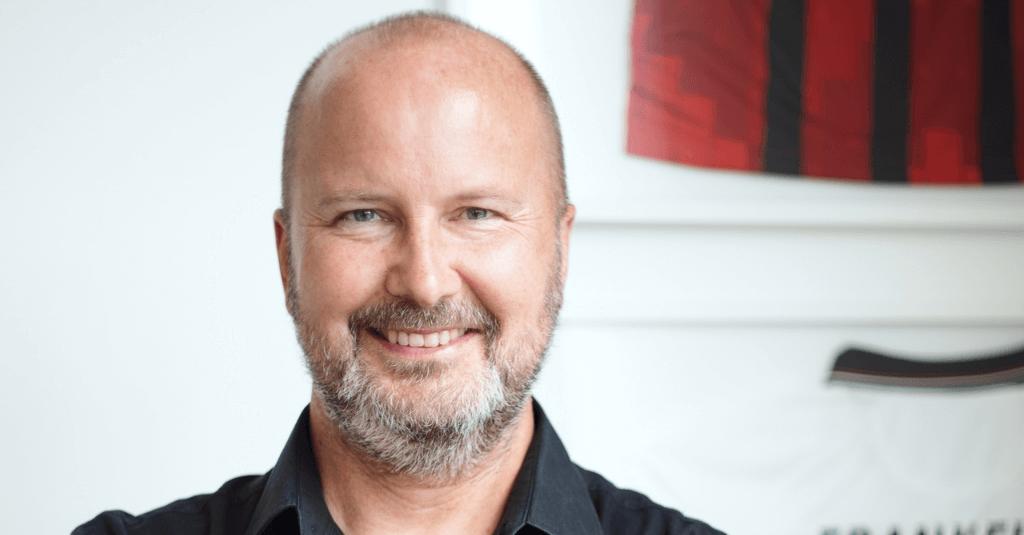 Holger Boyne von Eintracht Frankfurt im Sports Maniac Podcast