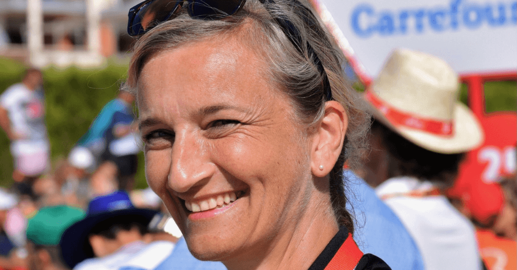 Heide Sahl von BORA im Sports Maniac Podcast