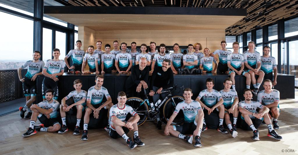 Radsport-Team BORA-hansgrohe