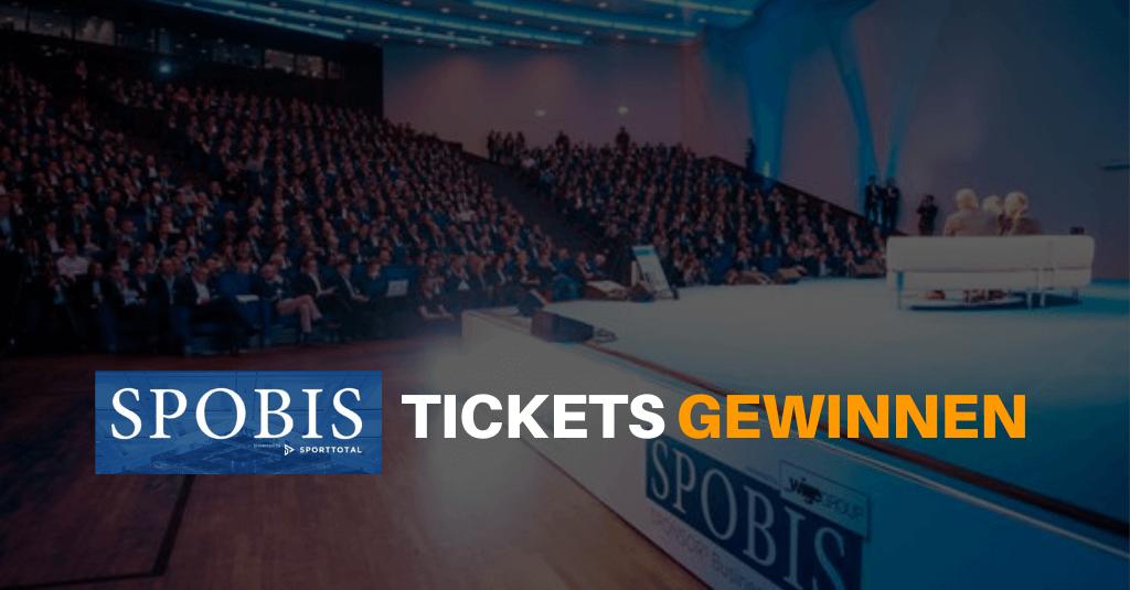 SPOBIS Ticket Gewinnspiel