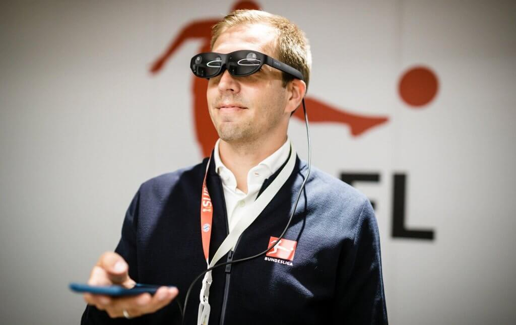 Philipp Lahm Augmented Reality