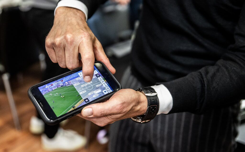 Sportec Solutions - Supercup Innovation